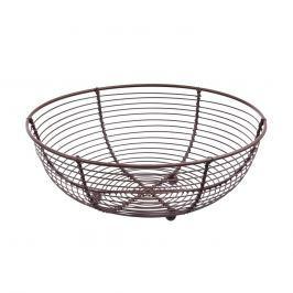 Košík na ovoce drát pr. 25 cm BROWN ORION