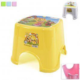 Židle UH taburet dětská ASS ORION