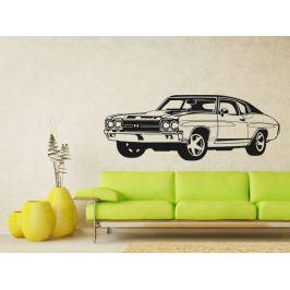Samolepka na zeď Auto 010