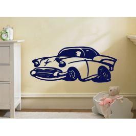 Samolepka na zeď Auto 014