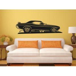 Samolepka na zeď Auto 021