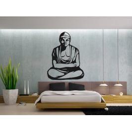 Samolepka na zeď Budha 002