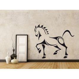Samolepka na zeď Kůň 001