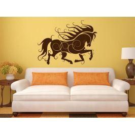 Samolepka na zeď Kůň 012