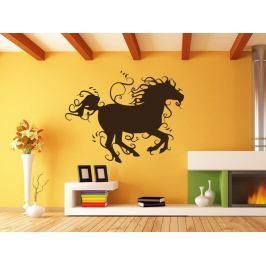 Samolepka na zeď Kůň 015