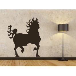 Samolepka na zeď Kůň 016