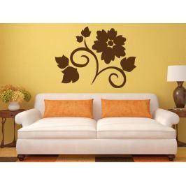 Samolepka na zeď Květiny 016