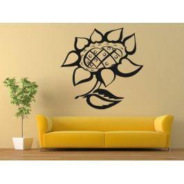 Samolepka na zeď Květiny 018