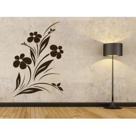 Samolepka na zeď Květiny 024
