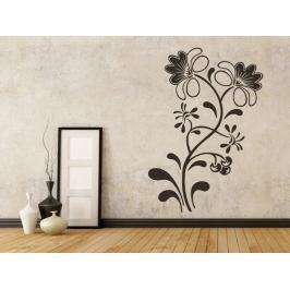 Samolepka na zeď Květiny 025