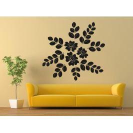 Samolepka na zeď Květiny 026