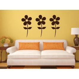 Samolepka na zeď Květiny 046
