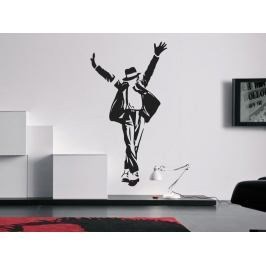 Samolepka na zeď Michael Jackson 003
