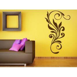Samolepka na zeď Ornamenty z rostlin 009