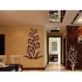 Samolepka na zeď Ornamenty z rostlin 020