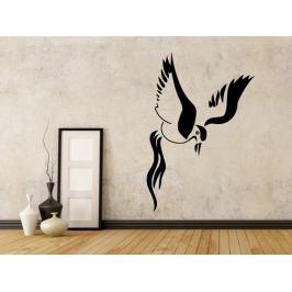Samolepka na zeď Pták 015