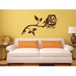 Samolepka na zeď Růže 008