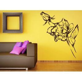 Samolepka na zeď Růže 012