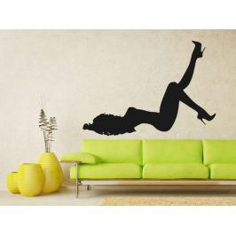 Samolepka na zeď Sexy tanečnice 001