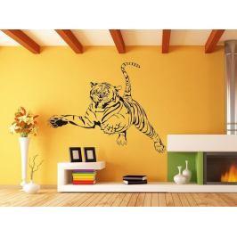 Samolepka na zeď Tygr 004