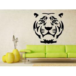 Samolepka na zeď Tygr 007