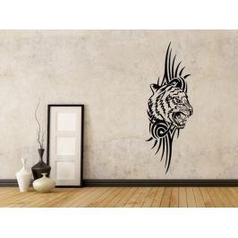 Samolepka na zeď Tygr 010