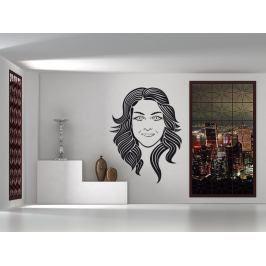 Samolepka na zeď Žena 001