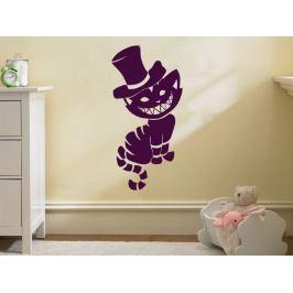 Samolepka na zeď Kočička 005