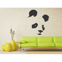Samolepka na zeď Panda 002
