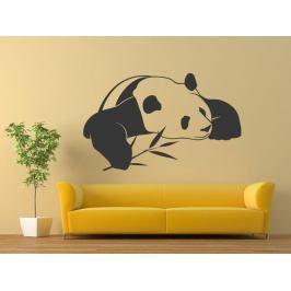 Samolepka na zeď Panda 003