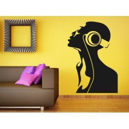 Samolepka na zeď DJ 003