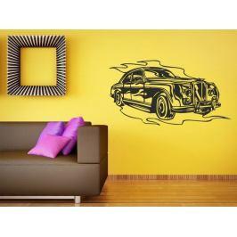 Samolepka na zeď Auto 040