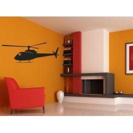 Samolepka na zeď Helikoptéra 005