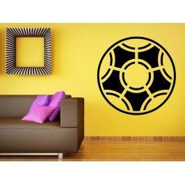 Samolepka na zeď Fotbalový míč 005