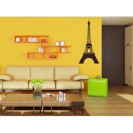 Samolepka na zeď Eifelova věž 001