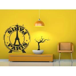 Samolepka na zeď Paříž 005