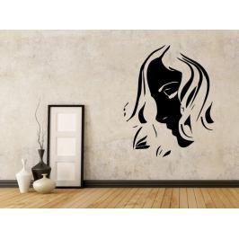 Samolepka na zeď Žena 043