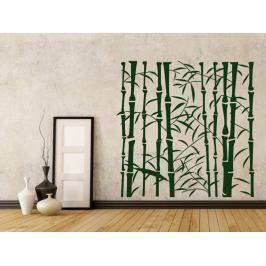 Samolepka na zeď Bambus 008