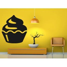 Samolepka na zeď Cupcake 0070