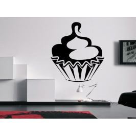 Samolepka na zeď Cupcake 0074