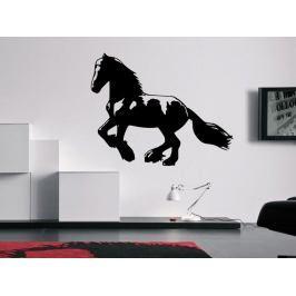 Samolepka na zeď Kůň 0334