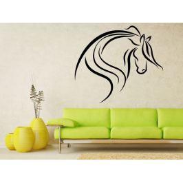 Samolepka na zeď Kůň 0335