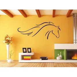 Samolepka na zeď Kůň 0354