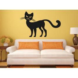 Samolepka na zeď Kočka 0465