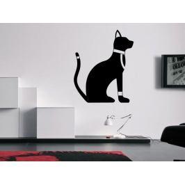 Samolepka na zeď Kočka 0486
