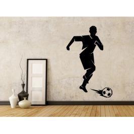 Samolepka na zeď Fotbalista 0579