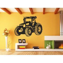 Samolepka na zeď Traktor 0715