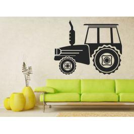 Samolepka na zeď Traktor 0717
