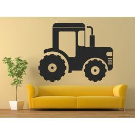Samolepka na zeď Traktor 0718