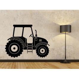 Samolepka na zeď Traktor 0720